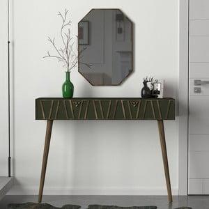 Set konzolového stola so zrkadlom Forest
