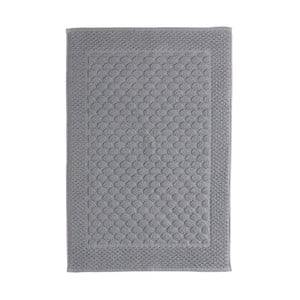 Sivá kúpeľňová predložka Bella Maison Dots, 50×70 cm