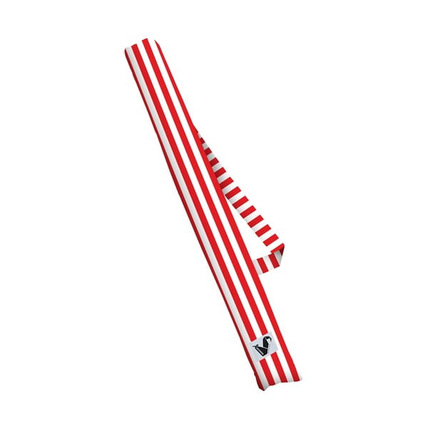 Stan proti vetru Wind Banner Red Stripes