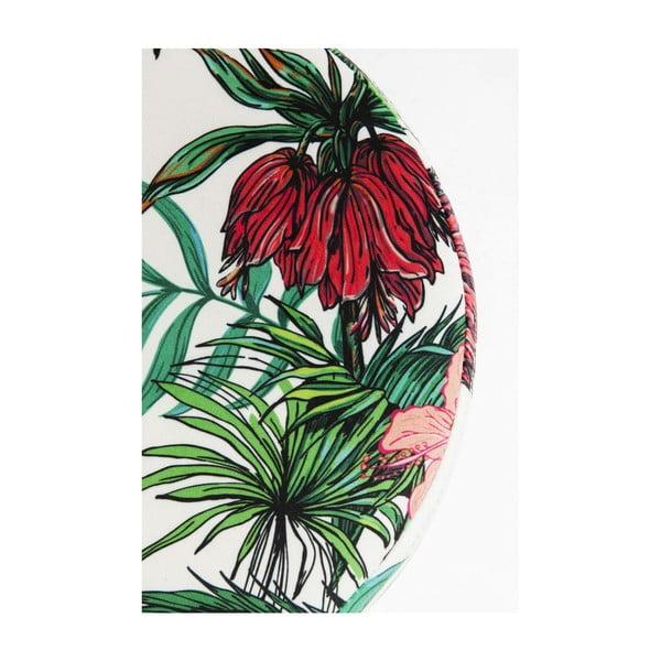 Stolička Kare Design Cherry, Jungle ∅35 cm
