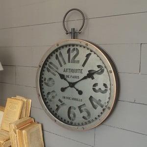 Nástenné hodiny Orchidea Milano Industrial