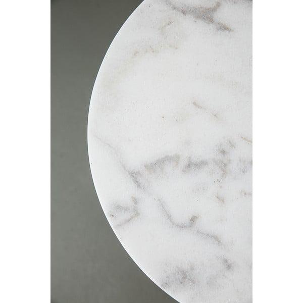 Odkladací stolík NUTSANDWOODS Marble