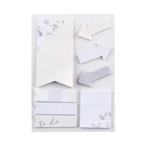 Svadobné lepiace papieriky Busy B