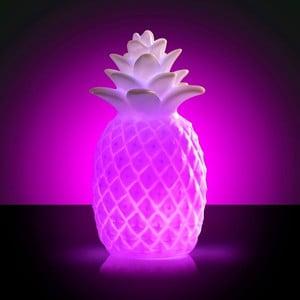 Svetelná LED dekorácia v tvare ananásu Gift Republic Pineapple