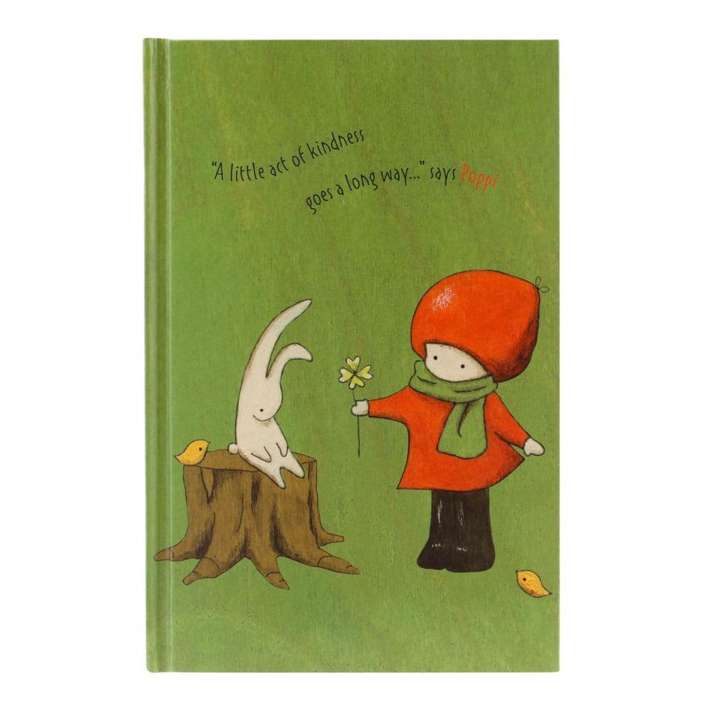 Zápisník Poppi loves Don't Worry