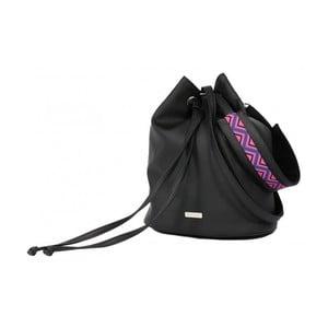 Čierna kabelka Dara bags Margot No.19