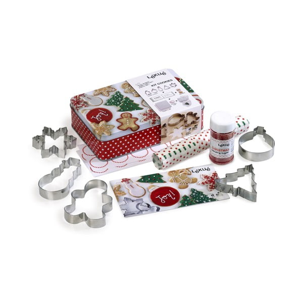 Set Kit Cookies Christmas