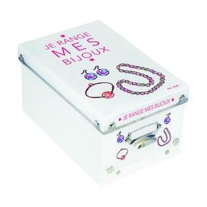 Krabica na bižutériu Incidence Mes Bijoux