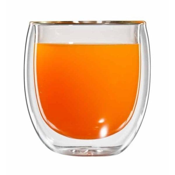 Sada 6 pohárov na čaj bloomix Tanger