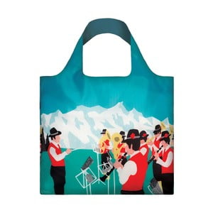 Skladacia nákupná taška Orchestra