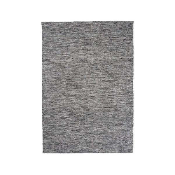 Vlnený koberec Regatta Zinc, 170x240 cm