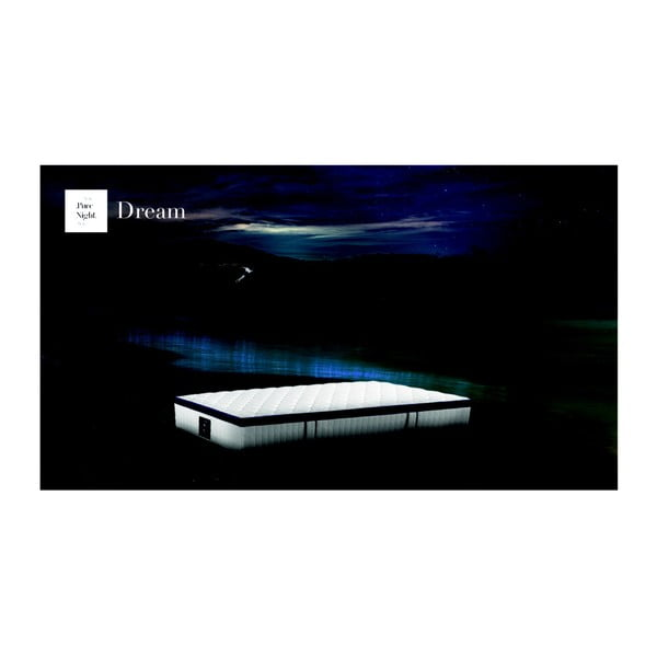 Matrac s pamäťovou penou Pure Night Dream, 80×200cm