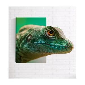 Nástenný 3D obraz Mosticx Jašter, 40 x 60 cm
