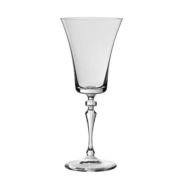Sada 4 pohárov na víno Crystalline, 225 ml