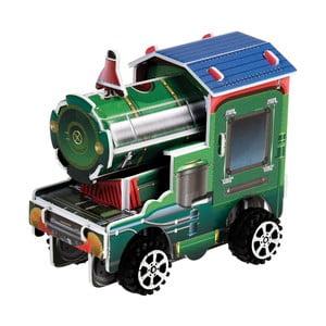 Naťahovacia skladačka parné lokomotívy Rex London