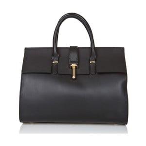 Kožená kabelka Markese 5156 Black