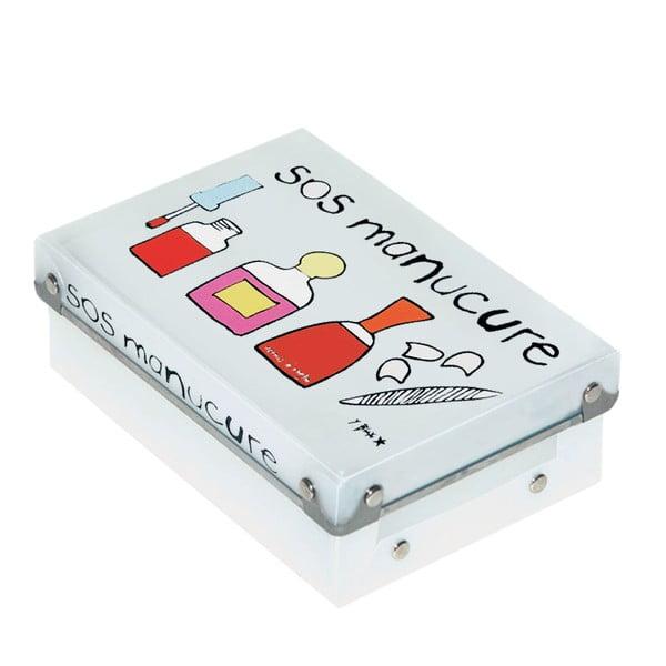 Krabica na manikúru SOS Manucure