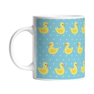 Keramický hrnček Happy Duckies, 330 ml