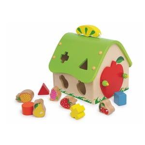 Drevená hračka Legler Fruit House