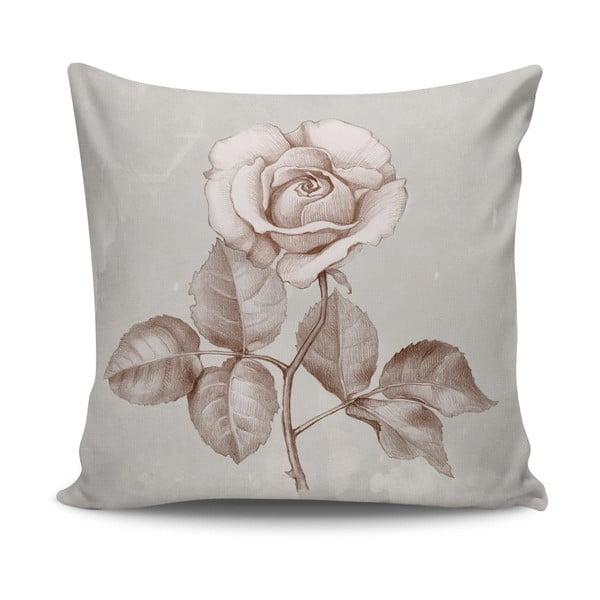 Vankúš s výplňou Roses no. 1, 45x45cm