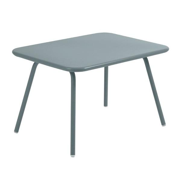 Tmavosivý detský stôl Fermob Luxembourg
