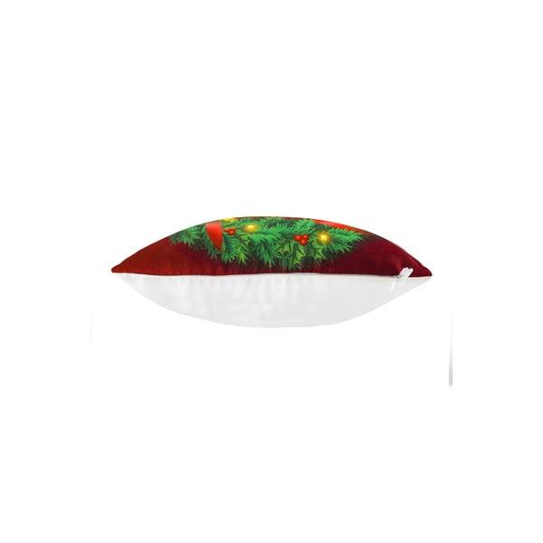 Vankúš s výplňou Christmas V27, 45 x 45 cm