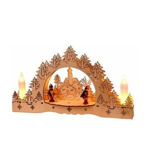 Svietiaca dekorácia Merry