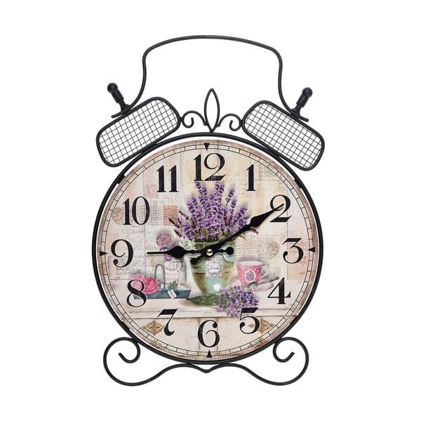 Nástenné hodiny Lavender Clock