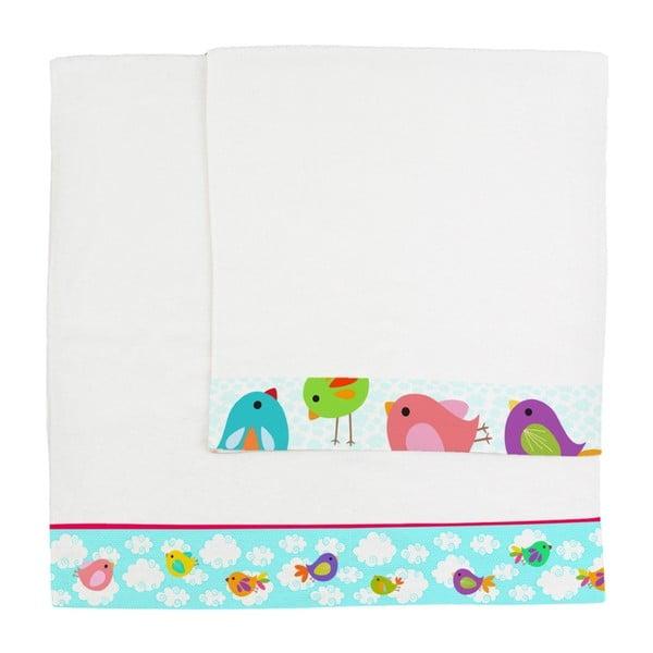 Set 2 uterákov Little W Happy Spring