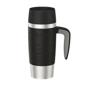 Cestovný termohrnček Mug Handle Black