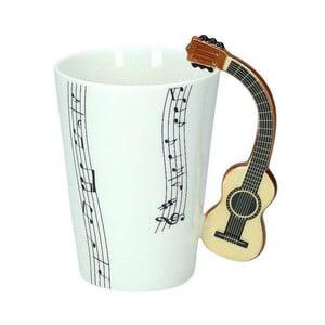 Porcelánový hrnček Gift Republic Kytara