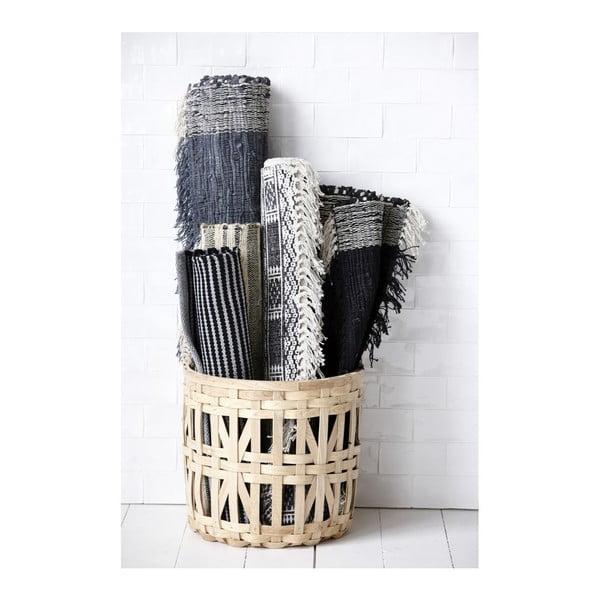 Sada 2 košíkov Weave Natural
