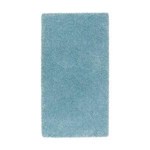 Bledomodrý koberec Universal Aqua, 133 × 190 cm