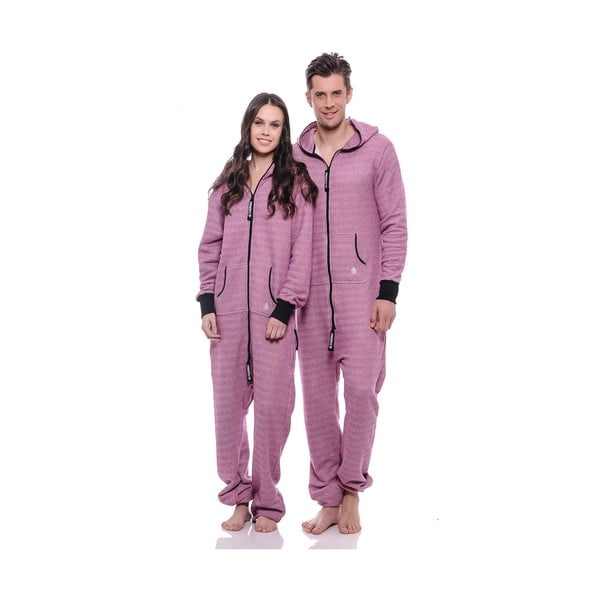 Unisex domáci overal Streetfly Thin Pink Summer, veľ. L