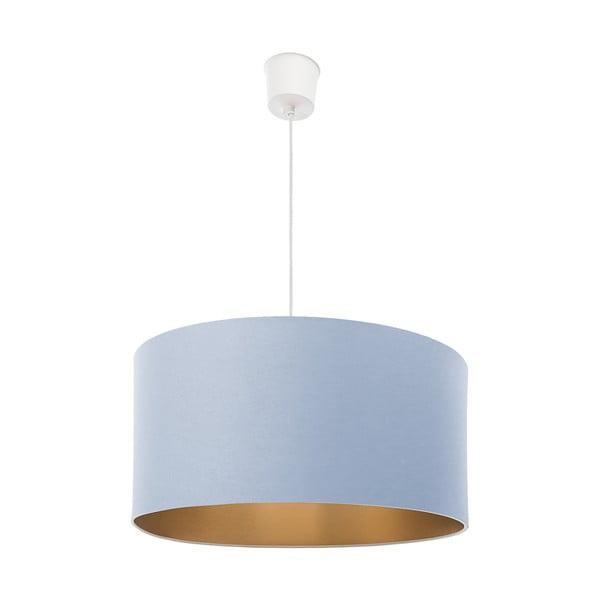 Závesné svietidlo Ice Blue Gold Inside
