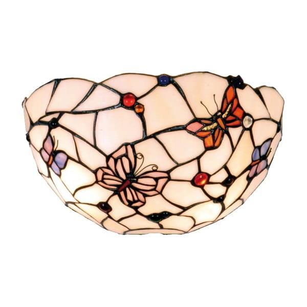 Tiffany stropné svetlo Butterflies