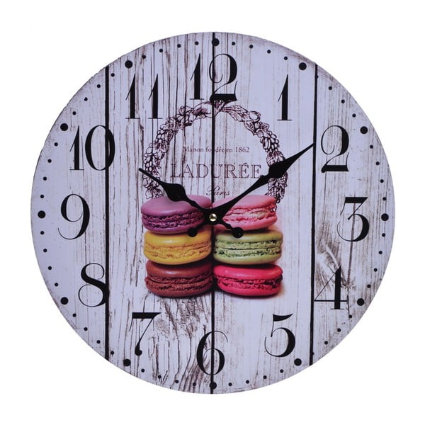 Hodiny Laduree Clock