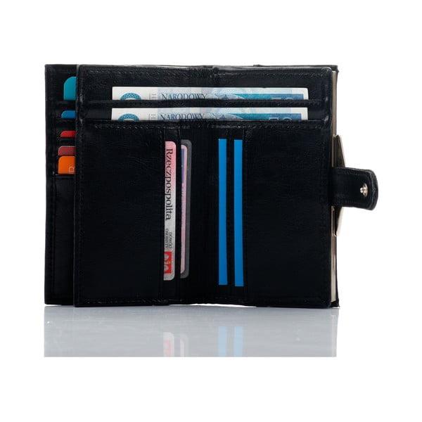 Kožená peňaženka Felice P13 Black