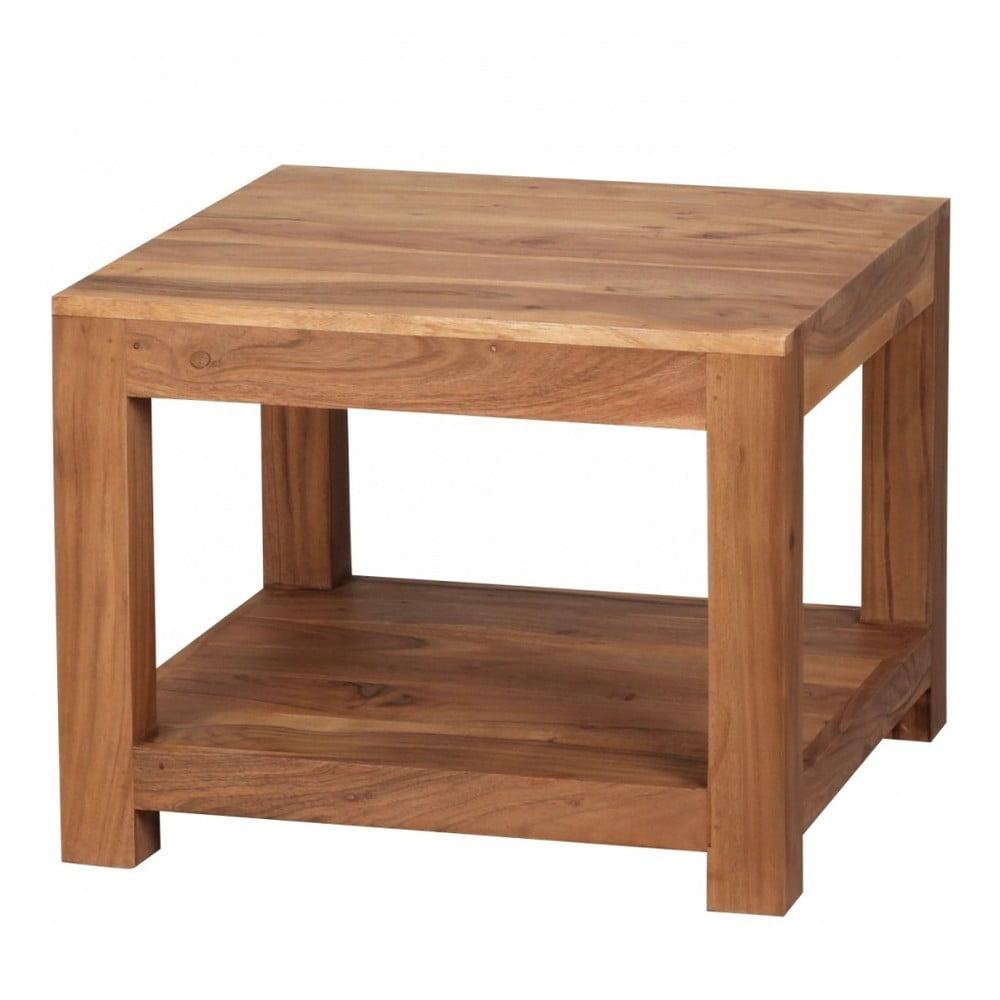 Konferenčný stolík z masívneho akáciového dreva Skyport Antonella