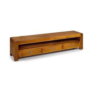 Televízny stolík z dreva mindi Moycor Star,dĺžka190cm