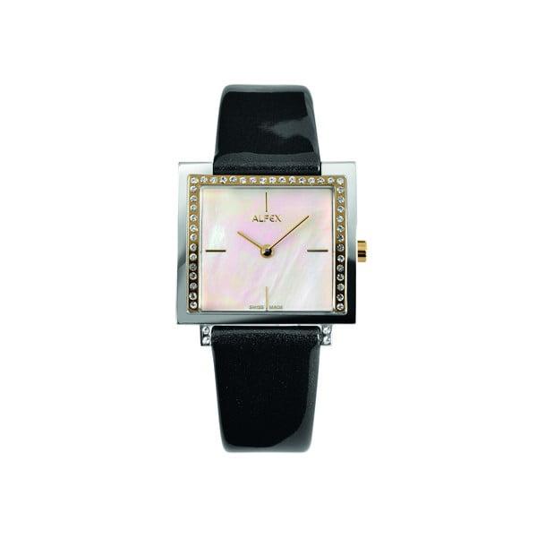 Dámske hodinky Alfex 56848 Metallic/Black