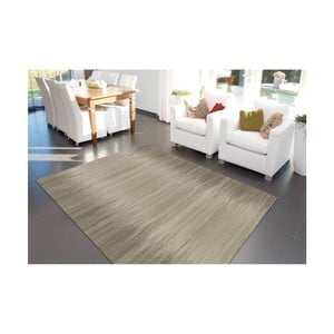 Hnedosivý ručne vyrábaný koberec Arte Espina Sunset 8070, 90 × 160 cm