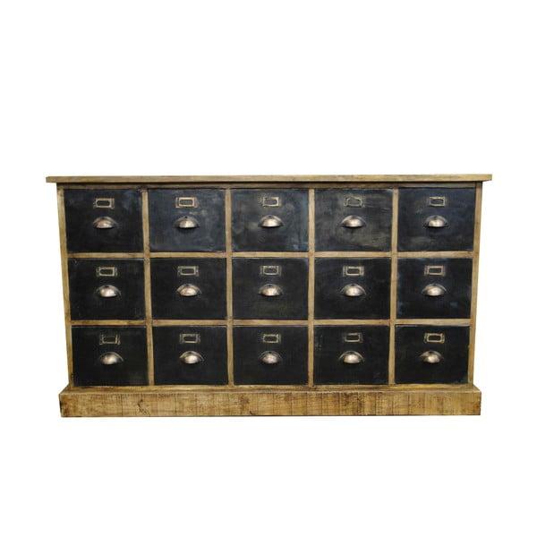 Komoda so zásuvkami Mercerie 11, 140x87 cm