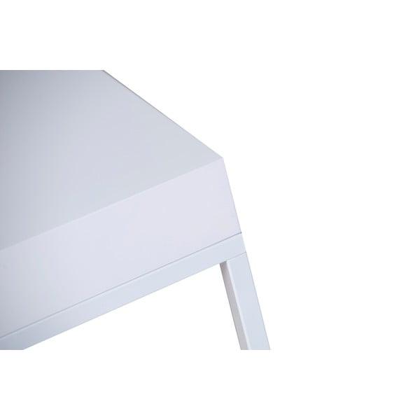 Biely konferenčný stolík TemaHome Petra