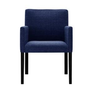 Modrá stolička Corinne Cobson Escape