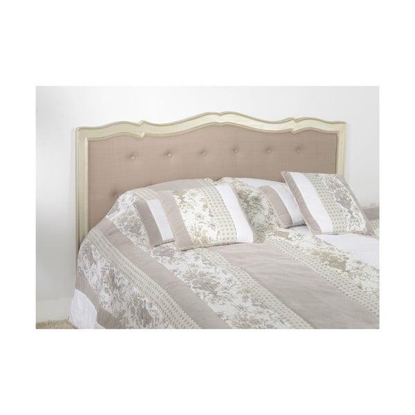 Čelo k posteli Murano Silver, 164 cm