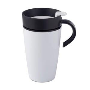 Biely termohrnček Rosti Mepal Thermo, 275 ml