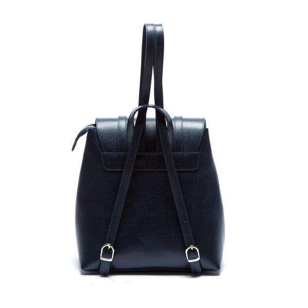 Modrý kožený batoh Sofia Cardoni Noemi