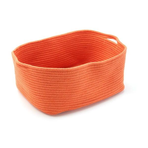 Úložný košík Cestia, oranžový