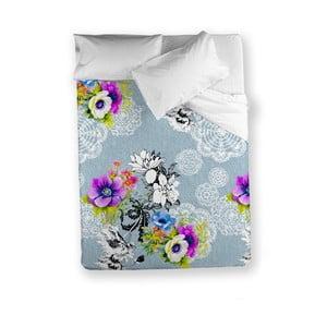 Obliečky Water Lily Blue, 140x200 cm